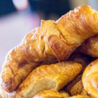 Frühstück Frühstücksbuffet Stadt Café Wanders Kleve Croissants