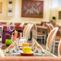 Frühstück Frühstücksbuffet Stadt Café Wanders Kleve in Café