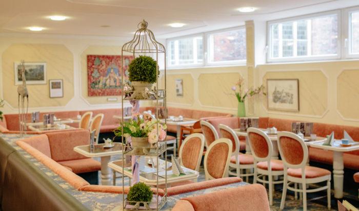 Stadt Café Wanders Kleve, Räumlichkeiten, Events