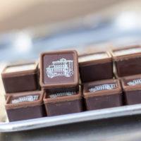 Pralinen und Schokolade Stadt Café Wanders Kleve