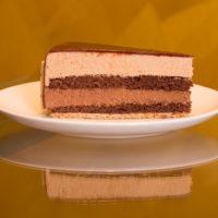 Schokoladenmoussetorte | Stadt-Café Wanders