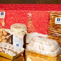 Merry Christmas Mix – verschiedene Sortierungen und Größen – im fest-  lichen Geschenkkarton | Stadt-Café Wanders